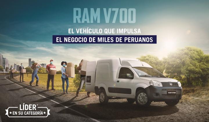 RAM V700 - Impulsando los negocios de miles de peruanos