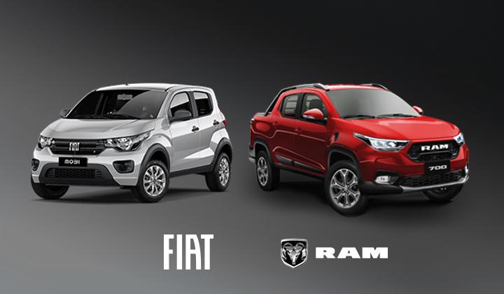 Novedades en julio de Fiat y Ram